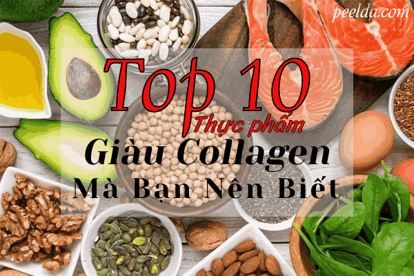 Collagen Có Trong Thực Phẩm Nào? Top 10 Loại Nên Lưu Ý